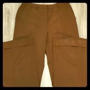 New York & Company Pants - 🧡TALL BROWN DRESS PANTS🧡